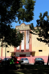 Praça de toiros de Viana do Castelo