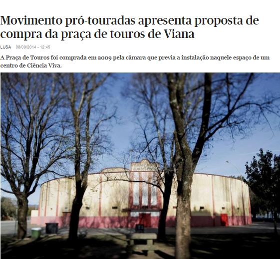 PRAÇA DE TOUROS DE VIANA DO CASTELO